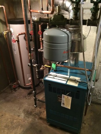 Full Oil to Gas Conversion in Northport, NY