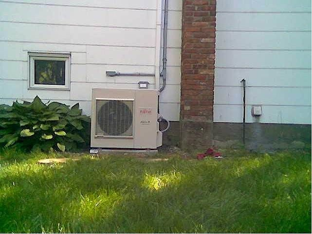 Fujitsu Mini Split A/C in  St. James, NY