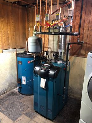 Oil to Gas Conversion in Kings Park, NY (2)