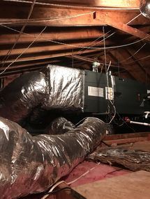 Before and After 5 Ton Trane HVAC Replacement in Saint James, NY (3)